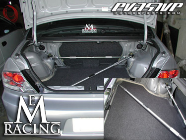 EMRACING Auto-X Package I - Mitsubishi Lancer EVO VIII / IX 03+