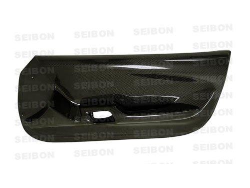 Seibon Carbon Fiber Door Panels (Pair) - Toyota Supra 93-98