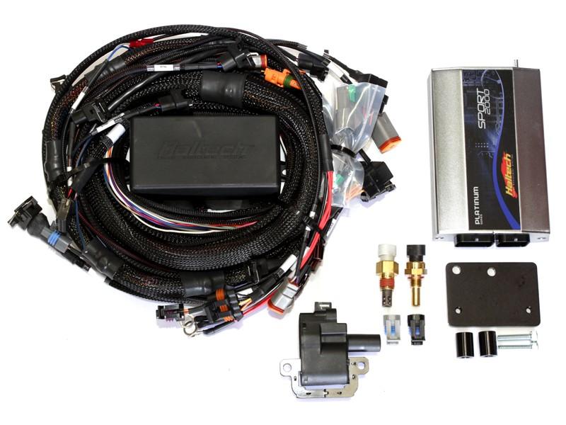 Terminated Engine Harness ECU Kits | Evasive Motorsports on