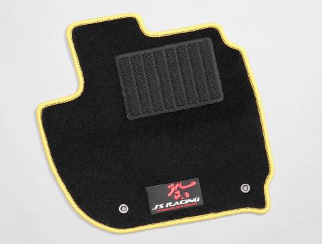 Miscellaneous evasive motorsports for 180sx floor mats