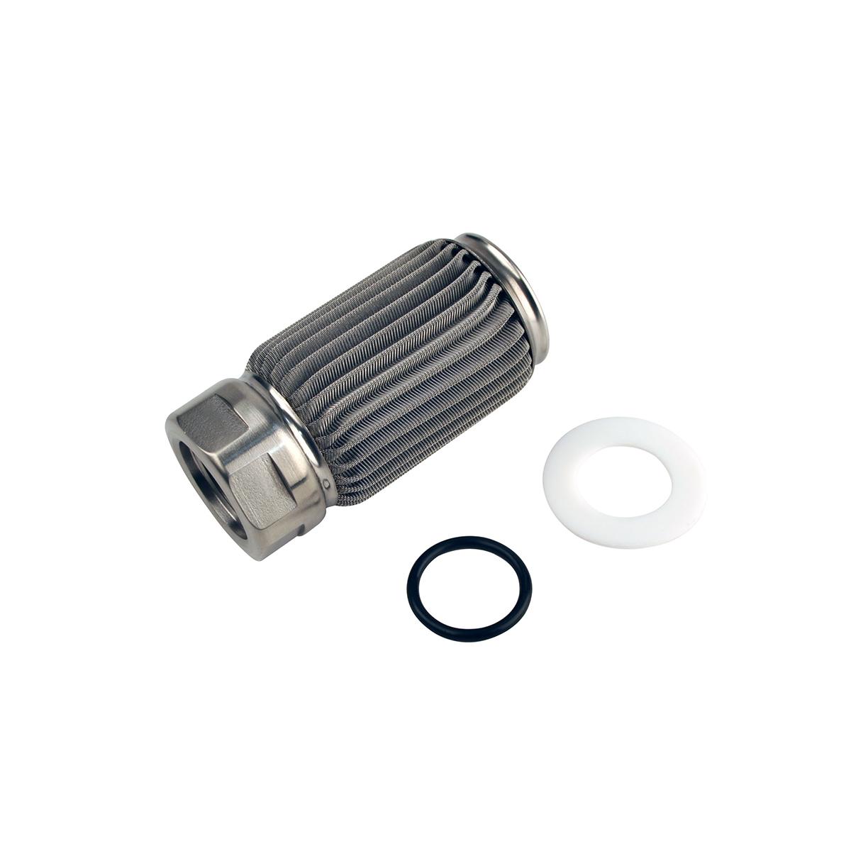 Fuel Filter Kit Evasive Motorsports Exhaust Aeromotive Element Crimp An 10 100 Micron Ss