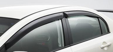 JDM Honda Door Visors - Honda Civic Sedan 06+ & JDM Honda Door Visors - Honda Civic Sedan 06+ | Evasive Motorsports