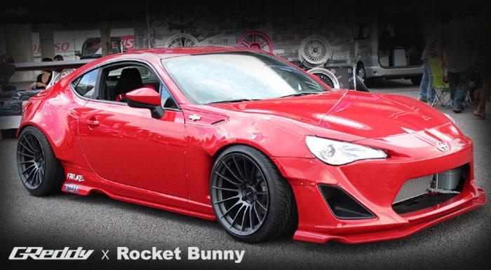 Brz Rocket Bunny For Sale >> GReddy X Rocket Bunny Wide-Body Aero Kit - Scion FR-S Forum | Subaru BRZ Forum | Toyota 86 GT 86 ...