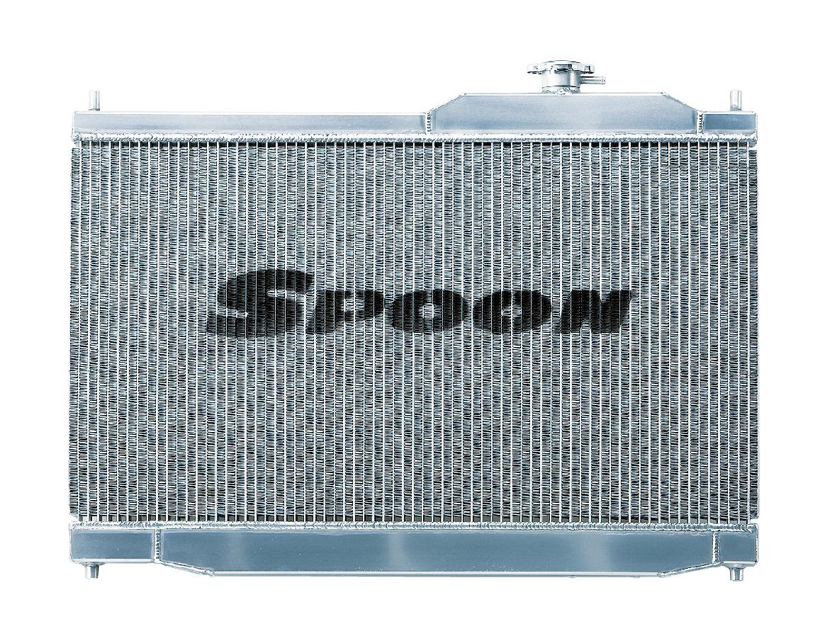 Spoon Sports Aluminum Radiator Street Acura RSX DC Evasive - Acura rsx radiator