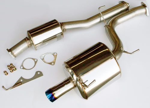 cad38271ec T1R 70R-EM Dual and Single Exhaust for the S2000 are now back in stock!