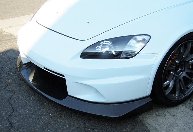 Voltex front bumper street version frp and carbon honda s2000 voltex front bumper street version frp and carbon honda s2000 aloadofball Image collections