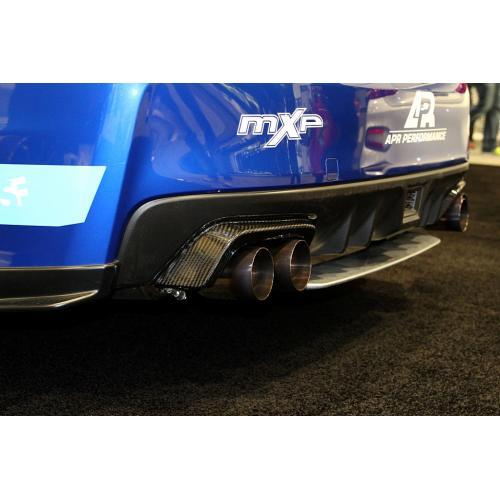 APR Performance CBX-WRXSHIELD Carbon Fiber Heat Shield