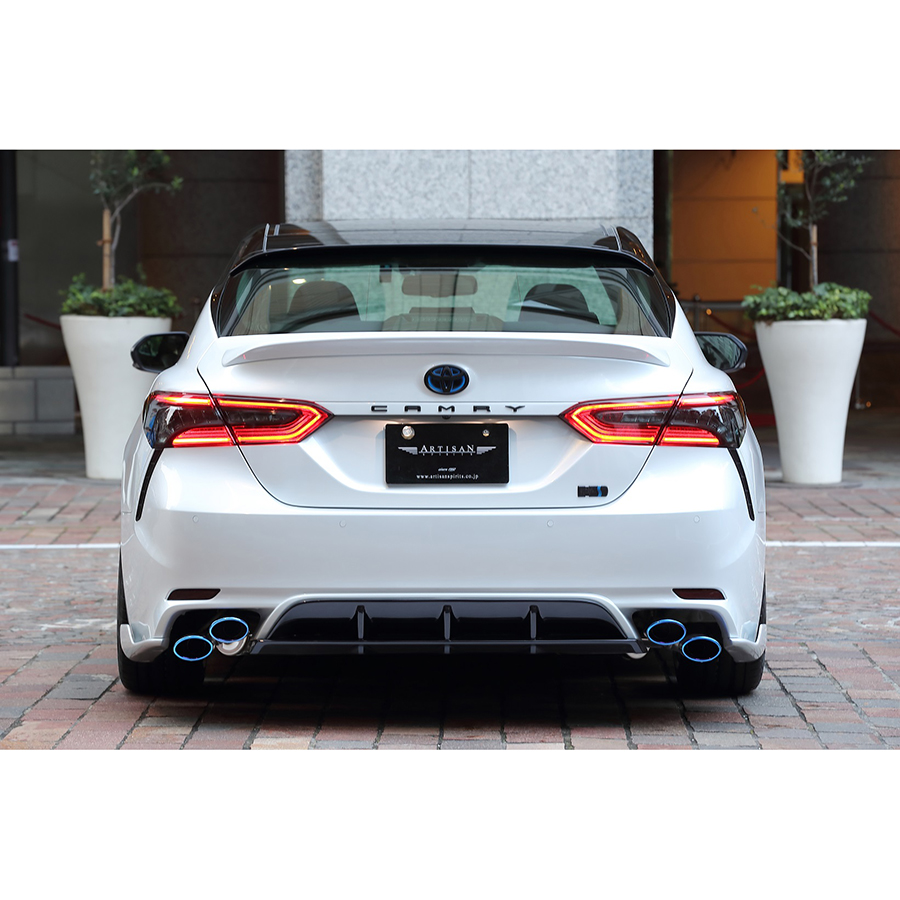 Evasive Motorsports | Performance Parts for the Driven: Artisan Spirits  Black Label Rear Trunk Spoiler (FRP) - Toyota Camry Sport (AXVH70) 2018-Evasive Motorsports