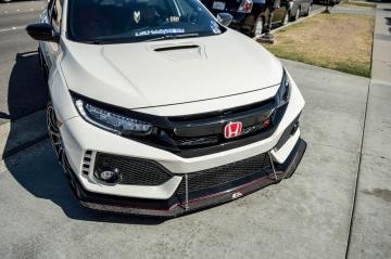Aerodynamics for Civic Type R