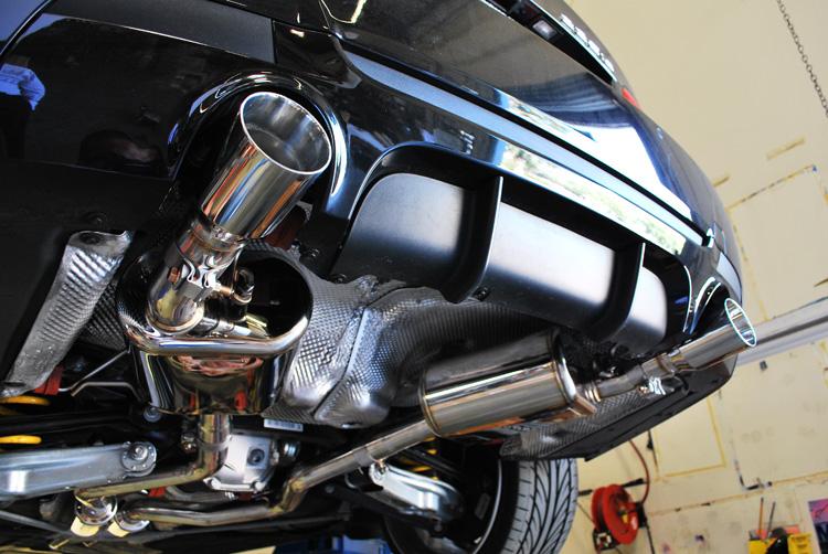 Mevius Evasive Motorsports - 2011 bmw 335i performance upgrades