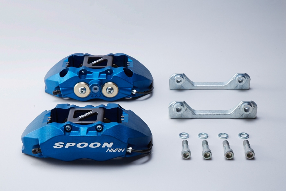 HONDA S2000 CIVIC TYPE R EP3 FRONT BRAKE CALIPERS X 2 RIGHT AND LEFT SIDE