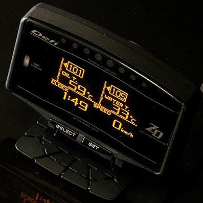 Defi Advance ZD Multi-meter Display | Evasive Motorsports